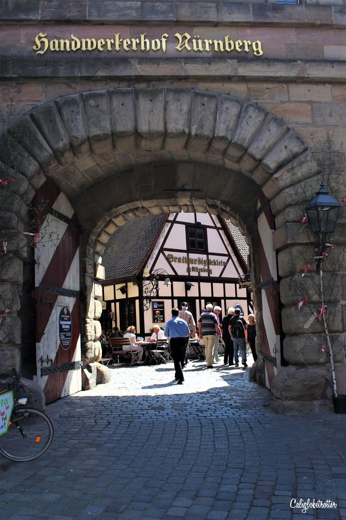 An Expat's Guide to Sightseeing in Nuremberg, Bavaria, Germany - California Globetrotter