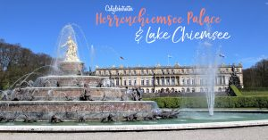 "Herrenchiemsee Palace | Castles of King Ludwig II of Bavaria | Bavarian Castles | Castles in Bavaria | Top Germany Castles | German Castles to Visit | ""Mad"" King Ludwig II's castles 