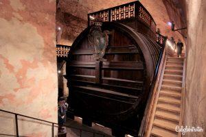 Heidelberg Tun - World's Largest Wine Barrel - Heidelberg Castle - Heidelberg, Germany - California Globetrotter