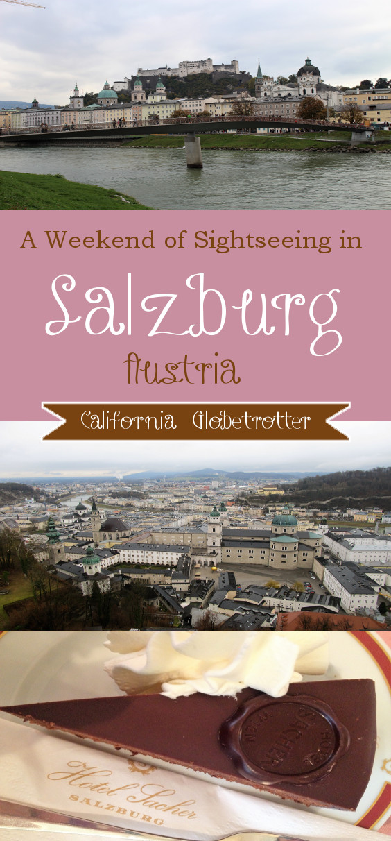 A Weekend of Sightseeing in Salzburg, Austria - California Globetrotter
