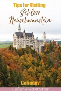 """Tips for Visiting Schloss Neuschwanstein 