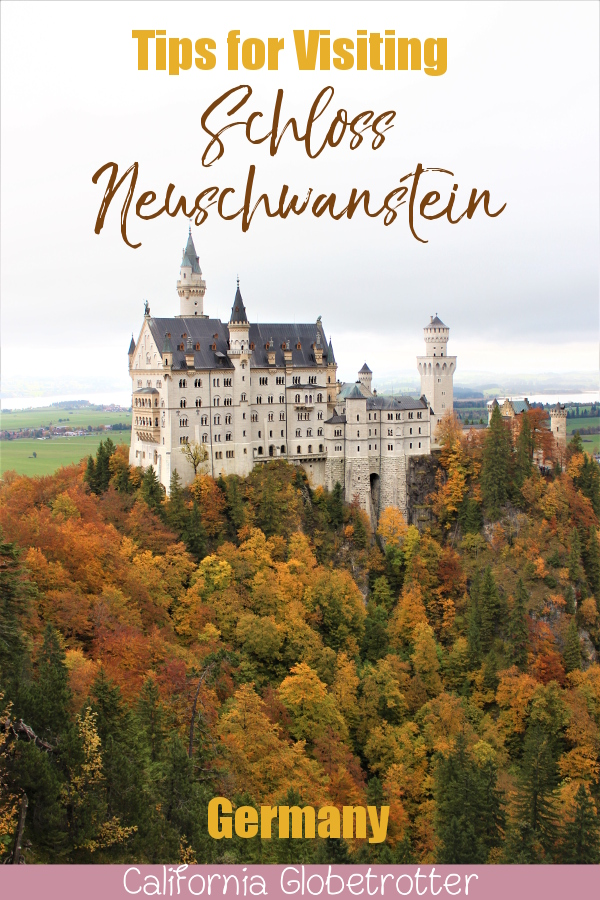 "Tips for Visiting Schloss Neuschwanstein | Classic Day Trips from Munich | Excursions from Munich to Schloss Neuschwanstein | Visiting the ""Disney Castle"" 