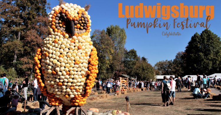 Ludwigsburg Palace Pumpkin Festival (Kürbisfest) | Ludwigsburg Palace Pumpkin Festival | World's LARGEST Pumpkin Festival | Day Trip from Stuttgart | Things to do in Autumn in Germany | Pumpkin Cuisine | Pumpkin Food | Pumpkin Contests | Day Trip from Munich | Day Trip from Frankfurt | Autumn Activities in Germany | Autumn in Germany | Fall in Germany | Herbst in Deutschland | Castles in Germany | #Ludwigsburg #BadenWürttemberg #Germany - California Globetrotter