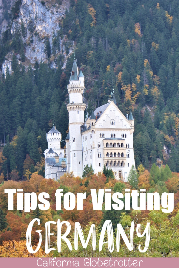 Tips for Visiting Germany | Germany Budget-friendly Tips | Using Public Transportation in Germany | Flights to Germany | Eating in Germany | Facts About Germany | Travel to Germany | Visit Germany | Germany Travel Tips | Germany for First-timers #Germany #Deutschland #Europe - California Globetrotter