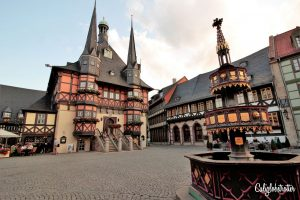 Wernigerode, Germany | Half-timbered Towns in Germany | Tips for Visiting Germany | Germany Budget-friendly Tips | Using Public Transportation in Germany | Flights to Germany | Eating in Germany | Facts About Germany | Travel to Germany | Visit Germany | Germany Travel Tips | Germany for First-timers #Germany #Deutschland #Europe - California Globetrotter