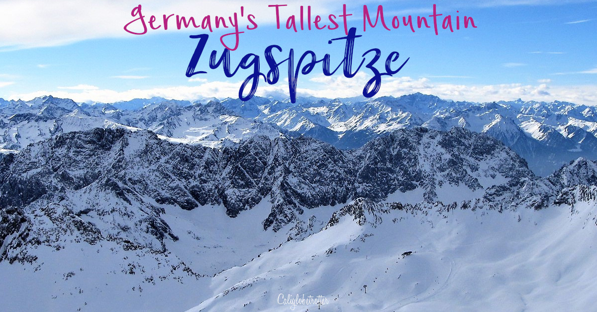 Zugspitze - Germany's Tallest Mountain | Superlatives of Germany | Zugspitze in Winter | Zugspitze Cable Car | Things to Do in Germany in Winter | Winter in Germany | Bavaria in Winter | Things to do in Bavaria | Best Places to Visit in Germany | Best of Germany | What to do in the Bavarian Alps | Alpine Hiking | #Zugspitze #Germany - California Globetrotter