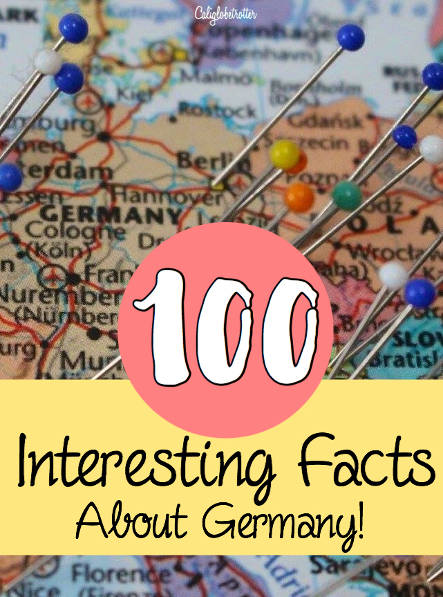 100 Interesting Facts About Germany