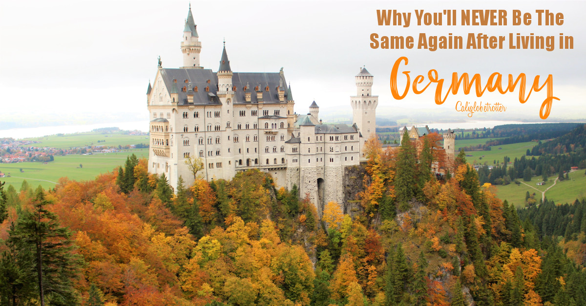 Why You'll NEVER Be The Same After Living in Germany | Expat in Germany | Life in Germany | Living in Germany | Germany vs US | Why German is AWESOME | Best Things About Germany | Best of Germany | #Germany #Deutschland - California Globetrotter