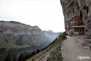 The Aescher on Ebenalp, Switzerland | Why You'll NEVER Be The Same After Living in Germany | Expat in Germany | Life in Germany | Living in Germany | Germany vs US | Why German is AWESOME | Best Things About Germany | Best of Germany | #Germany #Deutschland - California Globetrotter