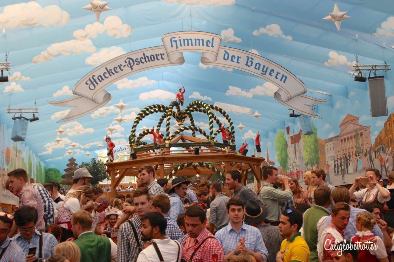A Beginners Guide to Oktoberfest, Munich Germany - California Globetrotter