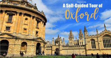 A Self-Guided Walking Tour of Oxford, England | Easy Day Trips from London | London Alternatives | Sightseeing in Oxford | Oxford Main Attractions | What to do in Oxford | Harry Potter Filming Locations | 1 Day in Oxford | Oxford University | #Oxford #England - California Globetrotter
