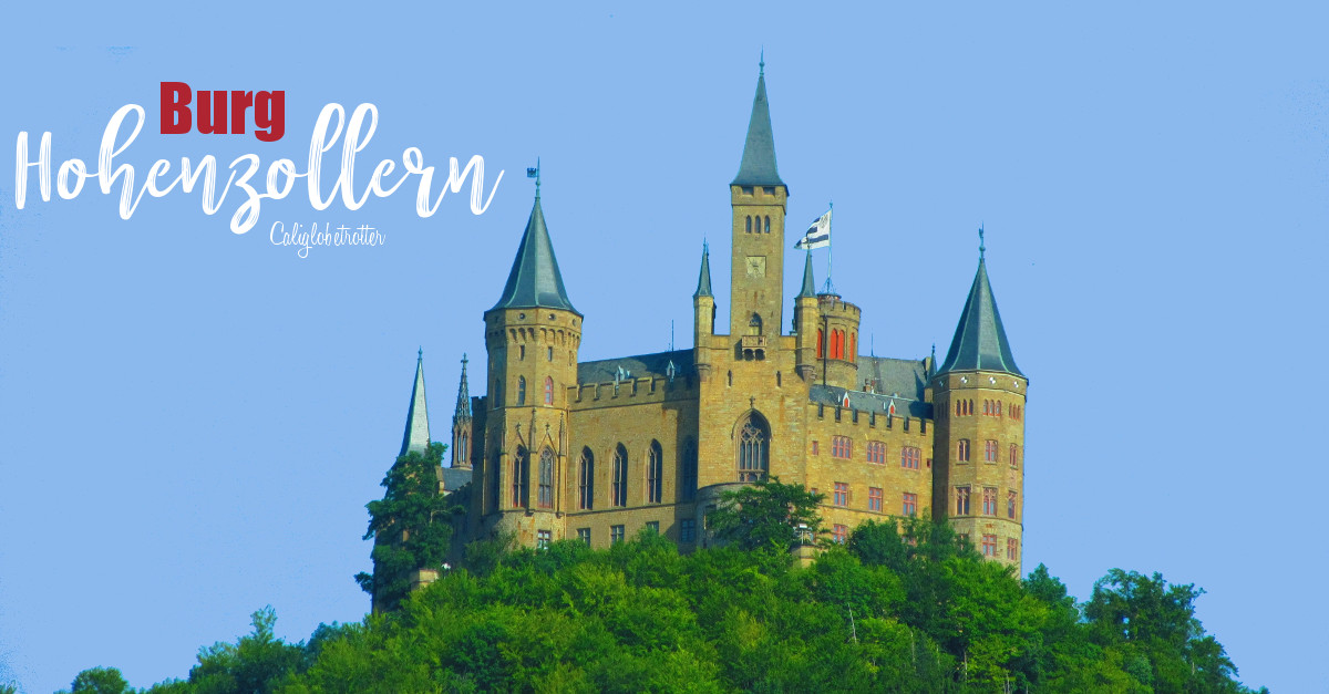 Burg Hohenzolllern | Castles in Germany | German Castles | Castles in Baden-Württemberg | Castles in Southern Germany | Southern Germany Castles | Top Places to Visit in Germany | Cool Castles in Germany | Difference between Burg or Schloss? | Beautiful Castles in Germany | #BurgHohenzollern #BadenWürttemberg #Germany #GermanCastles - California Globetrotter
