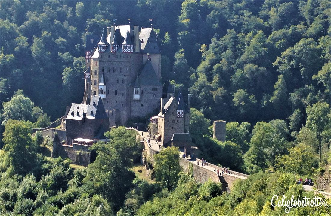 Burg Eltz | What's the Difference Between a Burg and a Schloss? | Castles vs Burg | Castles in Germany | Palaces in Germany | Fortresses in Germany | Best Castles in Germany | Castles in Bavaria | Bavarian Castles | German Castles | Schloss oder Burg? | Castle or Fortress | Palace or Castle | Germany's Best Castles | Schloss Neuschwanstein | Linderhof Palace | Burg Hohenzollern - California Globetrotter