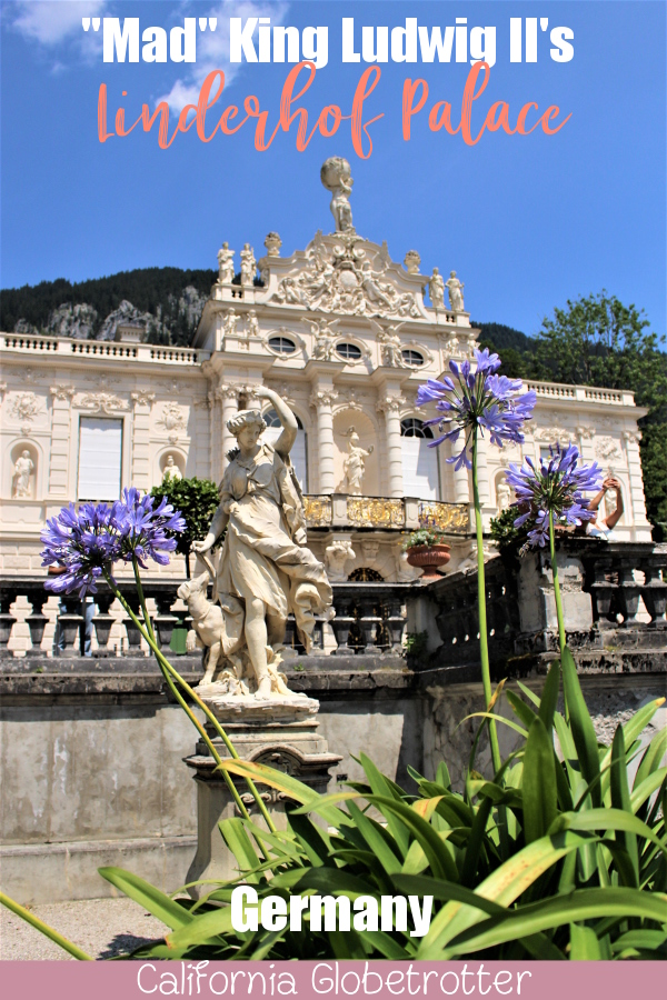 "King Ludwig II of Bavaria's Schloss Linderhof & Ettal Abbey, Germany | ""Mad"" King Ludwig II's Linderhof Palace 