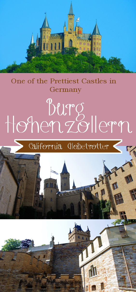 One of Germany's Prettiest Castles - Burg Hohenzollern - California Globetrotter (0)