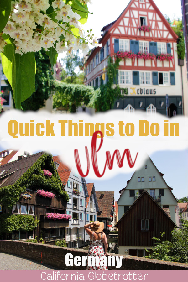 Quick Things to do in Ulm | Bavarian Cities to Visit | World's Tallest Cathedral | Wiblingen Monastery Library | World's Most Beautiful Libraries | Libraries in Europe | What to do in Ulm | Sights to See in Ulm | Places to Visit in Germany | Places to Visit in Bavaria | Ulm Sightseeing | #Ulm #Bavaria #Germany - California Globetrotter - California Globetrotter