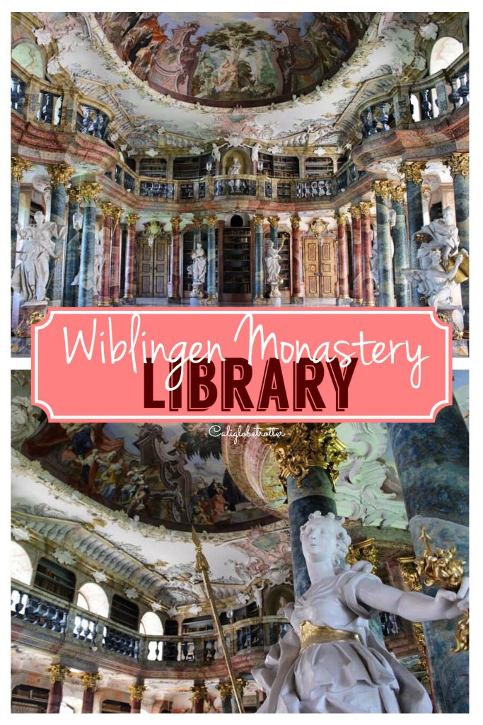 A Day Trip to Ulm & Wiblingen Monastery Library - California Globetrotter