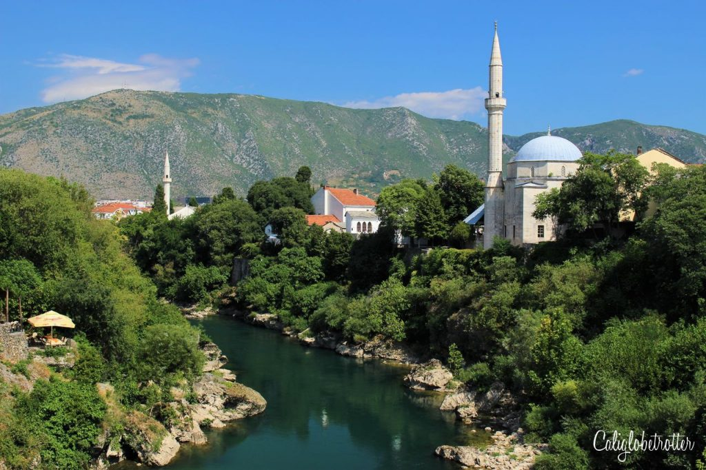 Is Bosnia-Herzegovina Safe? | Mostar, Bosnia-Herzegovina | Day Trip from Croatia | Day Trip from Split, Croatia | Day Trip from Dubrovnik | Day Trip to Mostar from Dubrovnik | Top Places to Visit in the Balkans | Amazing Balkan Cities to Visit | Eastern European Cities to Visit | Balkan Travel | Places to Visit in the Balkans | #Mostar #Bosnia #BosniaHerzegovina #Balkans #BalkanTravel - California Globetrotter