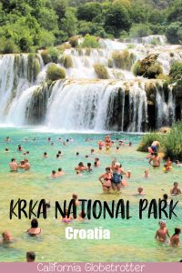 Krka National Park - A Bucket List Destination | Top Places to Visit in Croatia | National Parks in Croatia | Waterfalls in Croatia | Croatia Road Trip | Croatia Summer Vacation | How to Visit Krka National Park | Tips for Visiting Krka National Park | #KrkaNationalPark #Croatia #Balkans #BalkanTravel #Europe - California Globetrotter