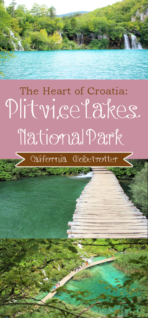 The Heart of Croatia - Plitvice Lakes National Park - California Globetrotter (0)