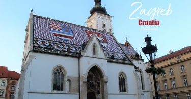 Zagreb - Croatia's Hipster Capital | Quick Things to do in Zagreb | Zagreb City Guide | Croatia Rad Trip | Balkan Cities to Visit | Balkan Travel | Cities to Visit in Croatia | Top Croatian Cities | Things to do in Zagreb | #Zagreb #Croatia #Balkans #BalkanTravel #Europe - California Globetrotter