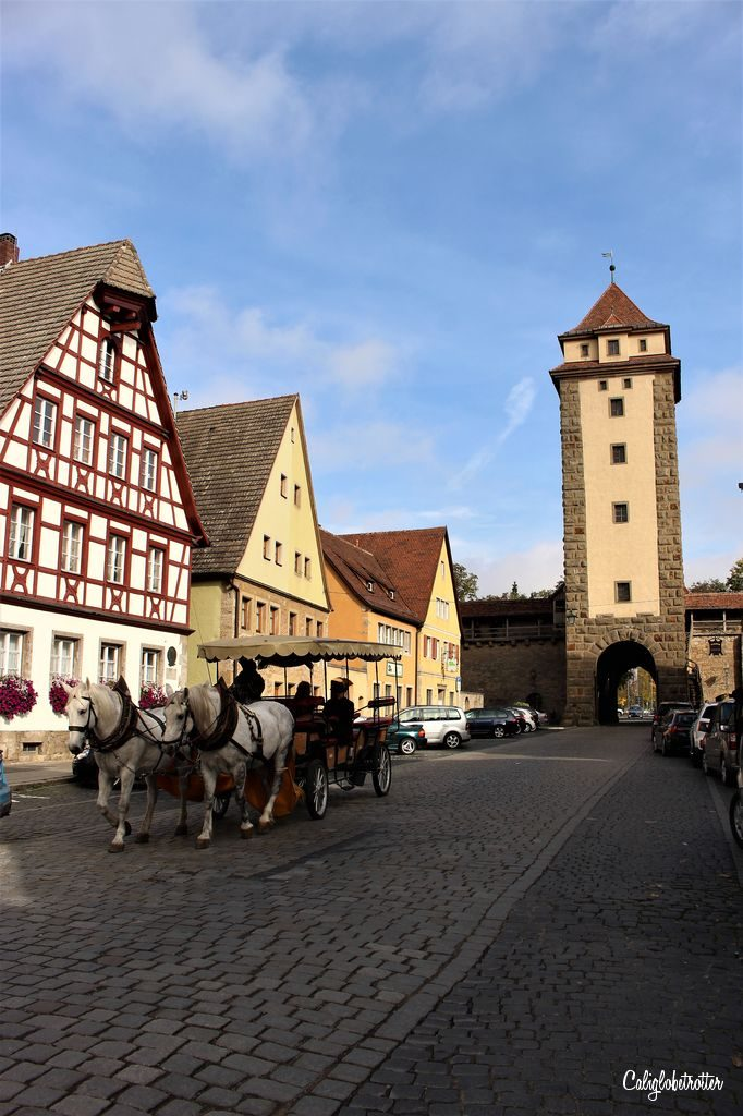 A Real Life Fairy Tale Town - Rothenburg ob der Tauer, Bavaria, Germany - California Globetrotter