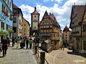 Top 10 Most Adorable Towns in Europe - Rothenburg ob der Tauber, Germany - California Globetrotter