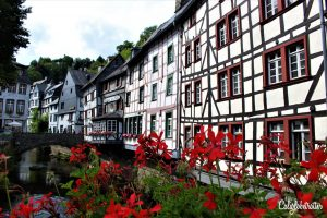Top 10 Most Adorable Towns in Europe - Monschau, Germany - California Globetrotter