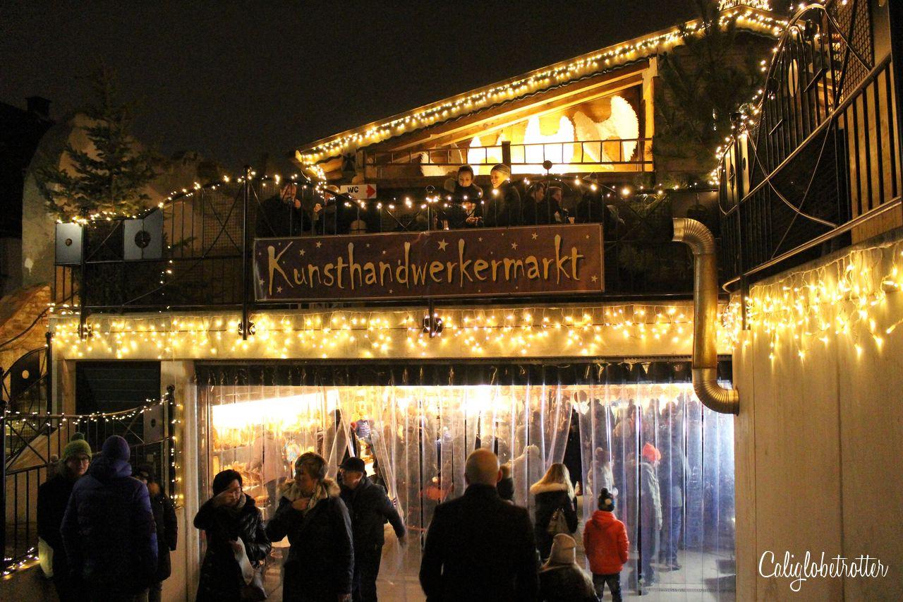 Hundertwasser Weihnachtsmarkt