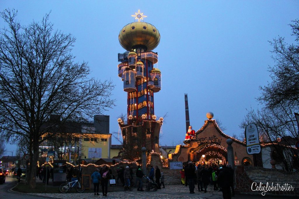 Kuchlbauer Brewery's Christmas Market, Abensberg, Germany - California Globetrotter (16)