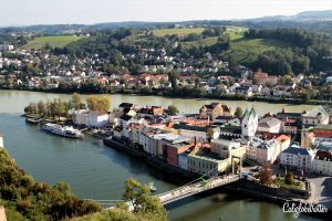 Top Places to Visit in Germany - Passau, Bavaria - California Globetrotter