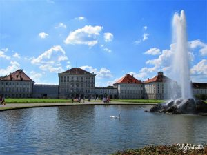 Top Places to Visit in Germany - Schloss Nymphenburg - Nymphenburg Palace - Munich, Bavaria, Germany - California Globetrotter