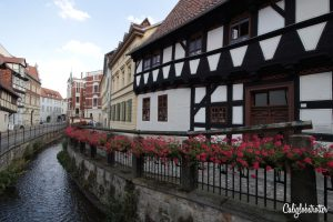 Top Places to Visit in Germany - Quedlinburg - A Medieval Half-Timbered Town in the Harz - California Globetrotter