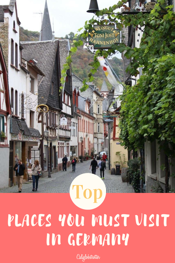 Top Places to Visit in Germany - California Globetrotter