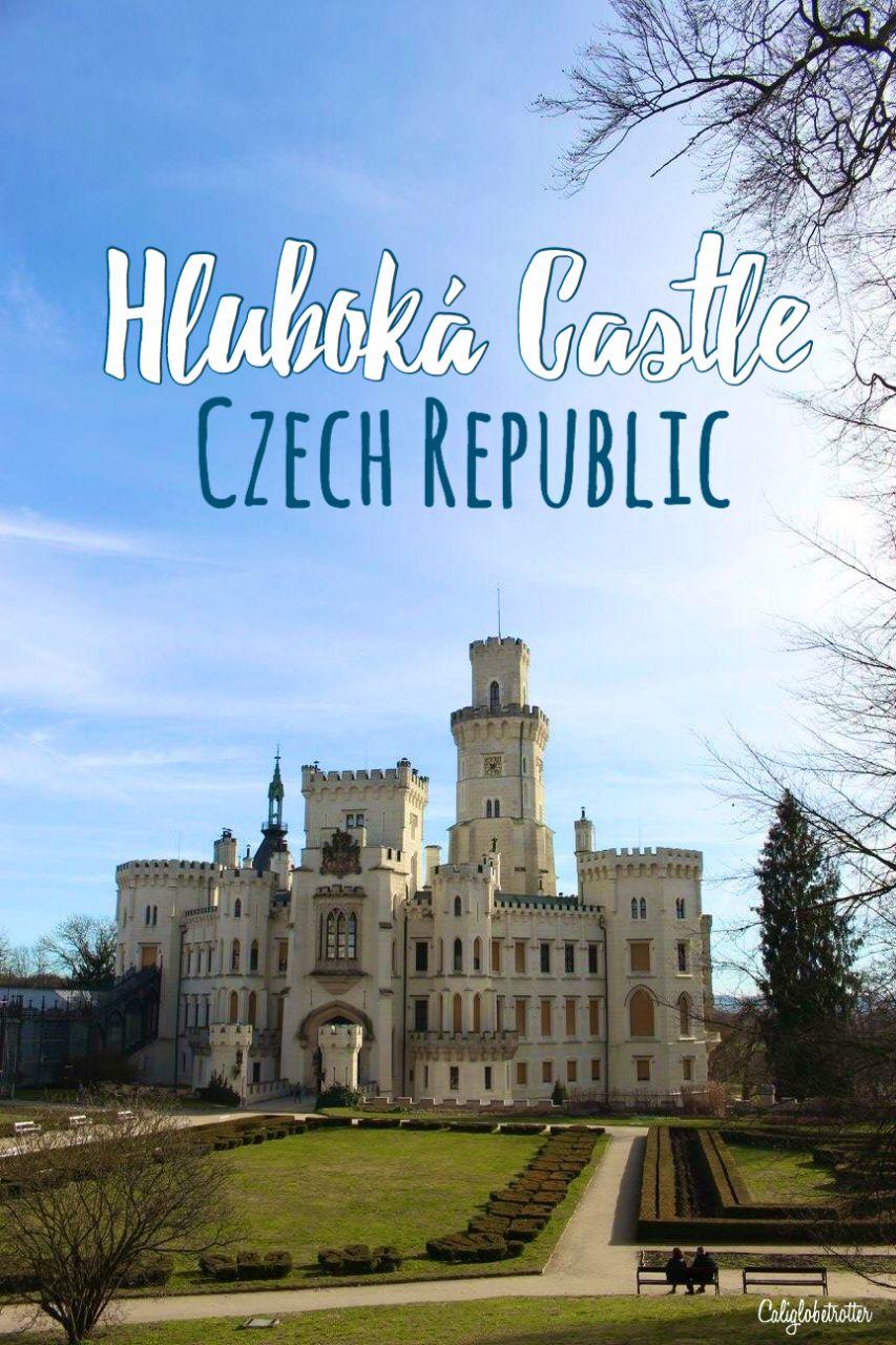 Hluboká Castle, the Original Budweiser & Ceske Budejovice, Czech Republic - California Globetrotter (20)
