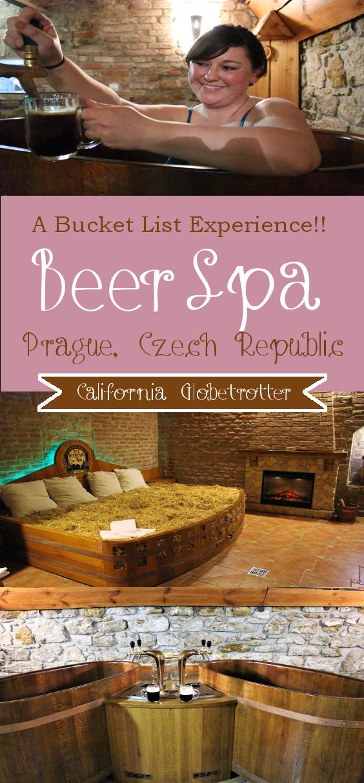 A Bucket List Experience - Beer Spa, Prague, Czech Republic - California Globetrotter (12)
