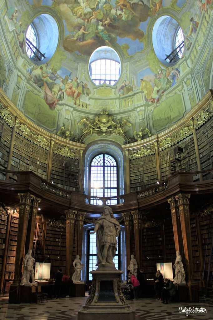 The Most Breathtaking Libraries in Europe - California Globetrotter