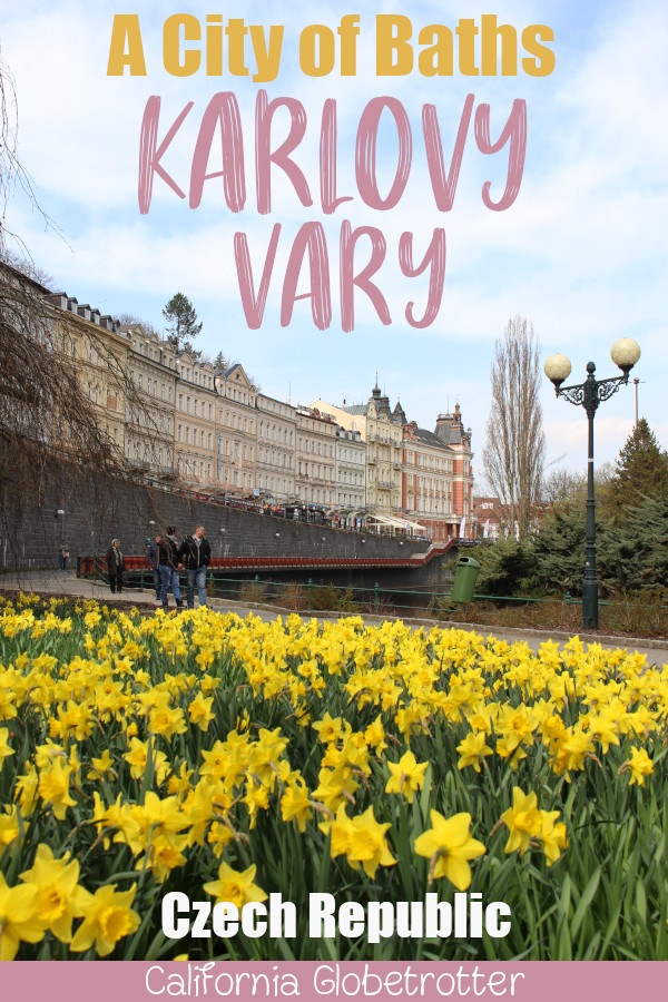 Karlovy Vary: A City of Baths | Beer Spa in Karlovy Vary | What to do in Karlovy Vary | Easy Day Trip from Prague | Best Cities to Visit in the Czech Republic | Where to Go Besides Prague | #KarlovyVary #Carlsbad #CzechRepublic #Czechia - California Globetrotter