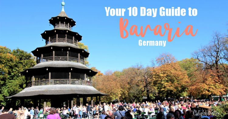 Your 10 Day Guide to Bavaria, Germany | Bavaria Itinerary | Bavaria Travel Inspiration | The Best of Bavaria | Where to go in Bavaria | What to See in Bavaria | Bavaria Road Trip | Travel Bavaria | #Bavaria #Bayern #Germany #Deutschland - California Globetrotter