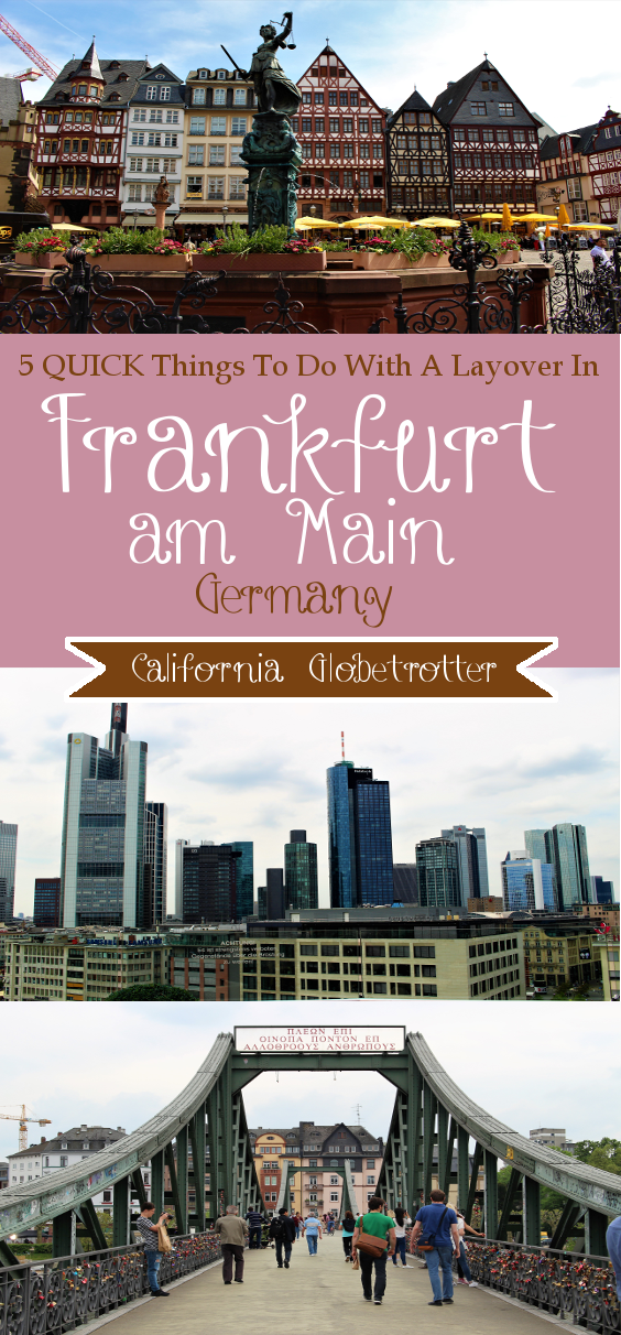 5 QUICK Things to do with a Layover in Frankfurt, Germany - California Globetrotter (14)