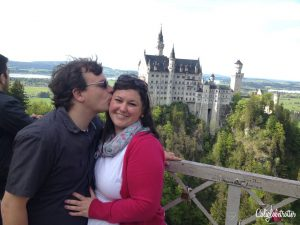 Torn Between Two Countries - Neuschwanstein Castle, Bavaria, Germany - California Globetrotter