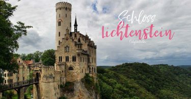 "Schloss Lichtenstein -The ""Little Brother"" to Schloss Neuschwanstein 