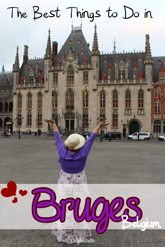 The BEST Things to do in Bruges, Belgium in a Weekend - California Globetrotter (49)