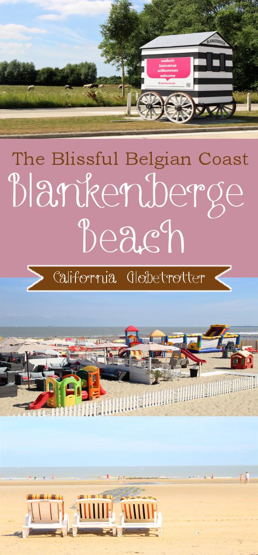The Blissful Belgian Coast - Blankenberge Beach, Belgium - California Globetrotter (0)