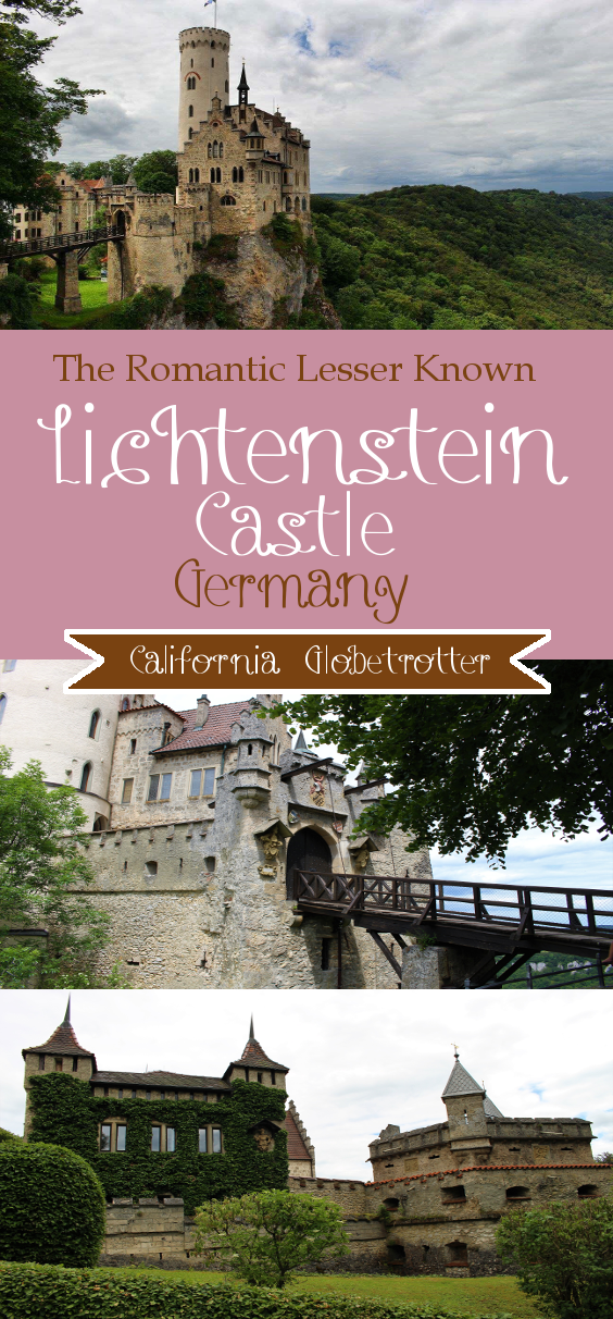 The Romantic Lesser Known Lichtenstein Castle, Germany - California Globetrotter (0)