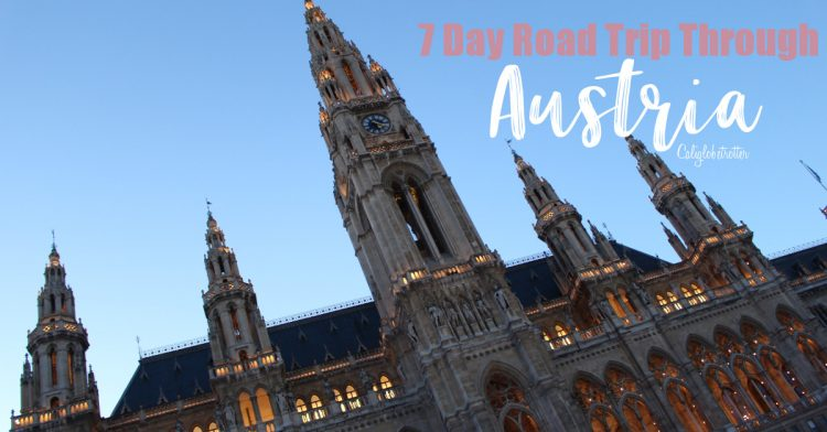 7 Day Road Trip through Austria | Austria Road Trip | Cities to Visit in Austria | Day Trips from Vienna | Places to go in Austria | Libraries in Austria | Coffeehouses in Vienna | Driving in Austria | #Vienna #Wien #Innsbruck #Salzburg #Hallstatt #Austria - California Globetrotter