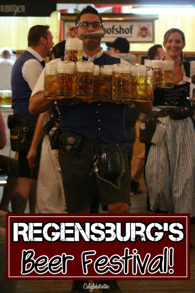 Regensburg's Dult is the New Oktoberfest - When is the Regensburg Dult - When is Regensburg's Oktoberfest? Guide to Dult - Bavarian Beer Festival - Beer Festival Besides Oktoberfest - Authentic Beer Festival - Maidult - Herbstdult - Regensburger Dult - California Globetrotter