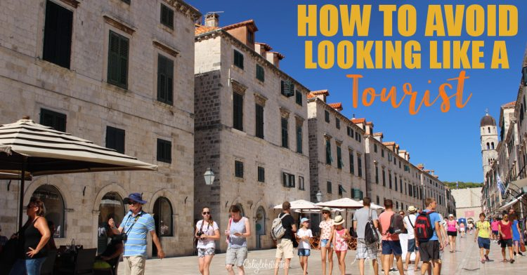 How to Avoid Looking Like a Tourist | What to Wear in Europe | How to Blend in While Traveling | What NOT To Wear When Traveling | How to Dress in Europe | How to Dress Like a European | Travel Shoes | Travel Backpacks | Best Camera Bags | Language Phrase Books - California Globetrotter