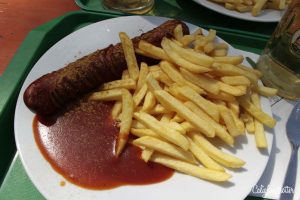 A Taste of Europe - Currywurst - California Globetrotter
