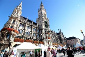 Munich, Germany | Munich, Germany | 20 Pictures That Will Make You Want to Come to Bavaria RIGHT NOW! - California Globetrotter